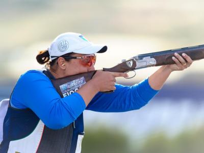 Tiro a volo, European Games 2019: Diana Bacosi IMPLACABILE! Ennesimo oro di una carriera da fuoriclasse. Bronzo per Cainero