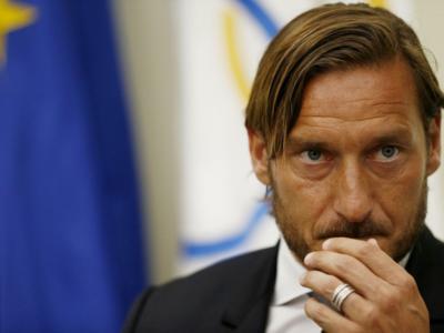 """Calcio, la Roma replica alle parole di Francesco Totti: """"La sua percezione dei fatti è fantasiosa e lontana dalla realtà"""""""