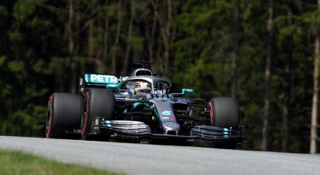 VIDEO F1 GP Belgio 2019: Hamilton e Bottas rischiano l'incidente nelle qualifiche