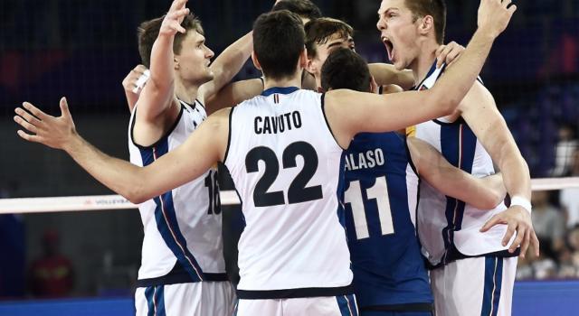 Volley, Nations League 2021: calendario partite Italia. Date, programma, orari, tv