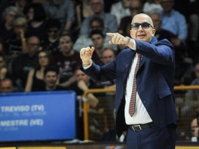 """Basket, Walter De Raffaele spiega il successo di Venezia: """"Difesa, la forza delle idee e un gruppo che ha saputo soffrire"""""""