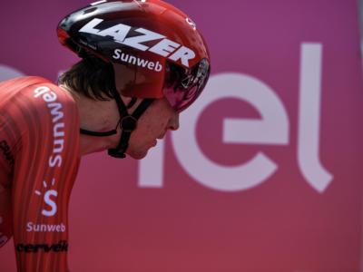"""Giro d'Italia 2019, Chad Haga: """"Ho dato tutto oggi. Riuscire finalmente a vincere è un'emozione indescrivibile"""""""