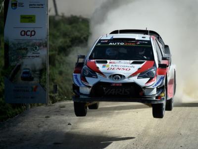 Rally Portogallo 2019: Ott Tanak al comando dopo il sabato accorciato, Meeke e Neuville vicini, ritiro per Latvala