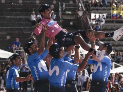 Giro d'Italia 2019, il pagellone. Richard Carapaz e la Movistar danno spettacolo, ottimo Nibali