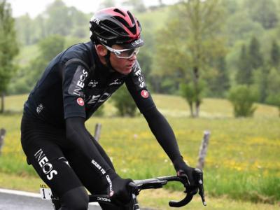"""Ciclismo, Chris Froome: """"Sono molto contento del percorso del Tour de France 2021. Sto iniziando la preparazione per la Grande Boucle"""""""