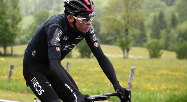 """Vuelta a España 2020, Chris Froome: """"Giornata positiva per noi con Carapaz. E' lui il nostro capitano. Sono felice di essere in corsa"""""""