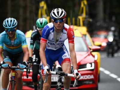 """Ciclismo, Marc Madiot: """"David Gaudu ha dimostrato di meritarsi i gradi di leader"""""""
