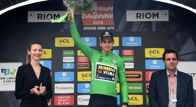 Ciclismo, il 2020 di Wout van Aert riparte con la Strade Bianche e la Milano-Torino, prima del Tour de France