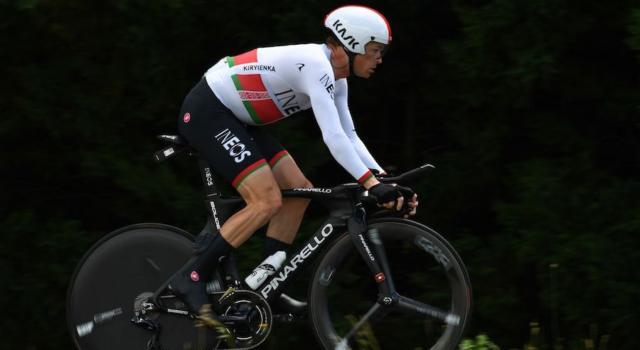 Ciclismo, European Games 2019: Vasil Kiryienka profeta in patria nella prova a cronometro! Alle sue spalle Oliveira e Barta