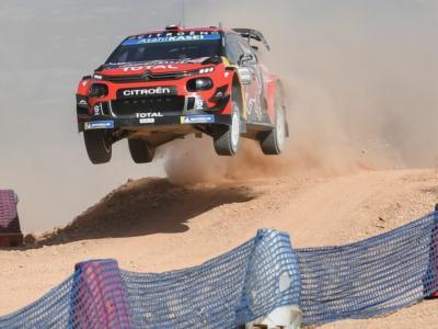 Rally Sardegna 2019: Sebastien Ogier vince il primo stage, da domani si inizia a fare sul serio