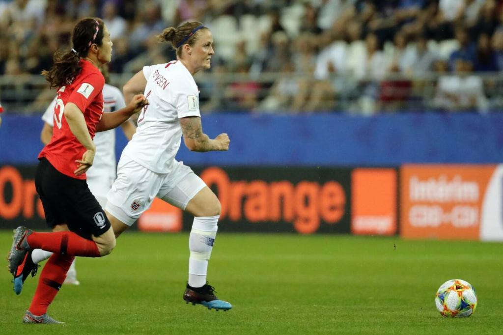 LIVE Norvegia-Australia 5-2 dcr calcio femminile, Mondiali 2019 in ...