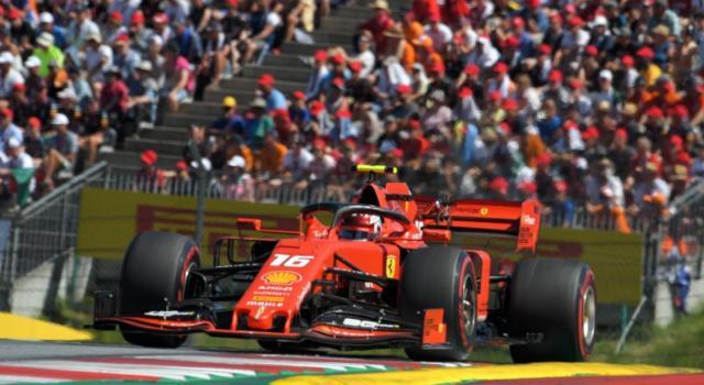 VIDEO F1, GP Belgio 2019: highlights e sintesi delle qualifiche. Leclerc in pole position! Vettel 2°, prima fila tutta Ferrari