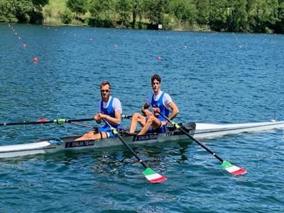 Canottaggio, il raduno del Gruppo Olimpico dell'Italia a Sabaudia prosegue fino al 3 aprile