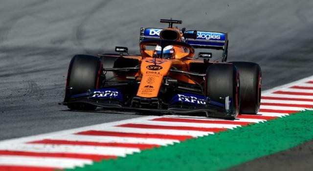 F1, GP Ungheria 2019: McLaren più veloce della Ferrari nel primo stint