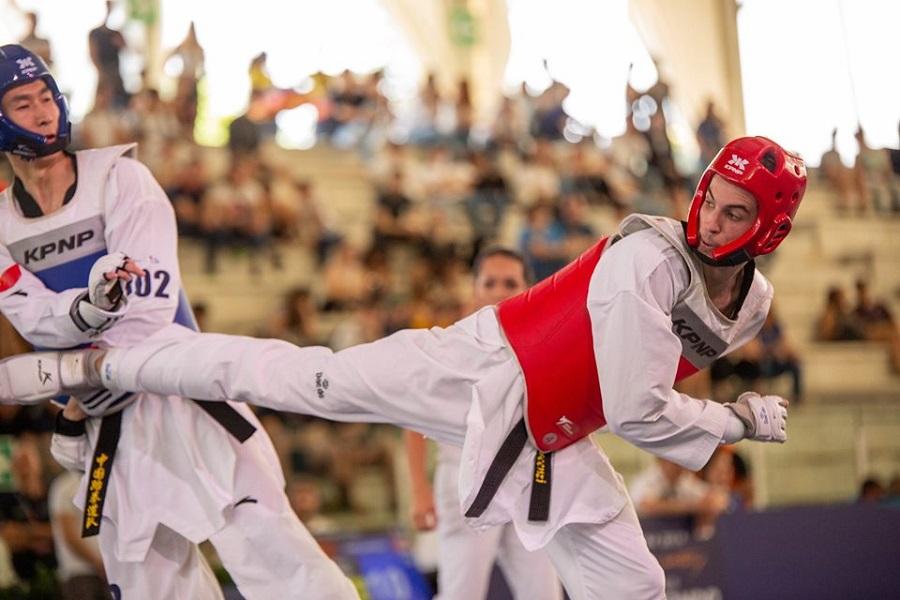LIVE Taekwondo |  Europei 2021 in DIRETTA |  al via la seconda giornata |  Italia a caccia del riscatto!