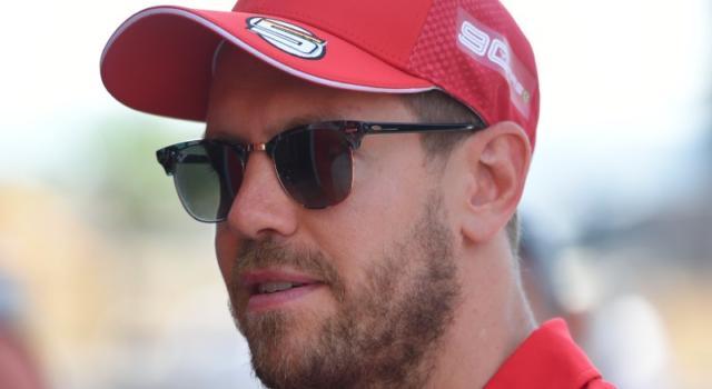 """Sebastian Vettel F1, GP Belgio 2019: """"La prima fila è un buon risultato ma spero di andare meglio in gara"""""""