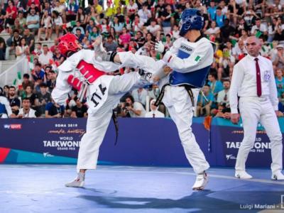 Taekwondo, Europei Bari 2019: Vito Dell'Aquila sul tetto d'Europa, prima giornata da urlo per l'Italia!
