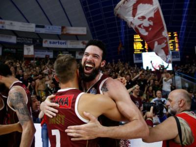 Basket, Finale Scudetto 2019, Gara-7: UMANA REYER VENEZIA CAMPIONE D'ITALIA! Sassari travolta 87-61, Bramos spacca la partita in due