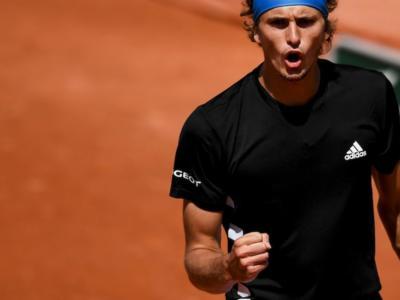 Roland Garros 2019, risultati tabellone maschile, sabato 1° giugno: Zverev vince ancora al quinto set, Thiem al quarto