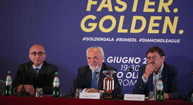 """Atletica Leggera, Alfio Giomi: """"L'assegnazione a Roma degli Europei del 2024 è un grande successo. Tutti insieme abbiamo dimostrato che ce la possiamo fare"""""""