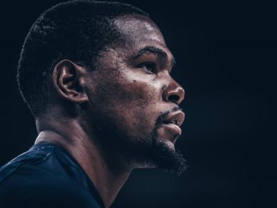 """NBA, Kevin Durant: """"Tutti aspettano il mio ritorno in campo, ma non brucerò le tappe se la stagione riprendesse"""""""
