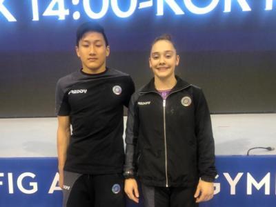 Ginnastica artistica, Mondiali juniores 2019: Campagnaro e Casali piazzati in finale. Risultati e podi di specialità