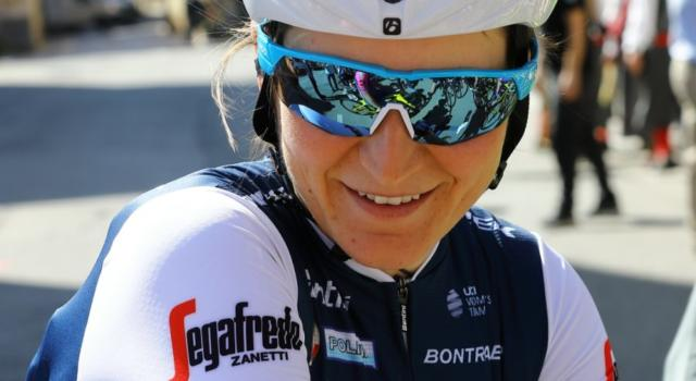 Ciclismo femminile, Elisa Longo Borghini prolunga il proprio contratto con la Trek-Segafredo fino al 2022