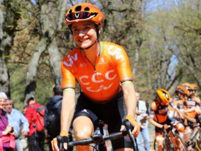 """Ciclismo, dubbi anche sulla CCC femminile: """"Al momento non sappiamo se lo sponsor rimarrà con noi"""""""