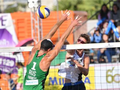 Beach volley, World Tour Finals 2019 Roma. Azzurri tutti fuori a testa alta nelle qualificazioni. Barboni out, c'è Scampoli con Puccinelli