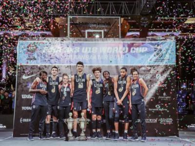 Basket 3×3, Mondiali Under 18 2019: gli Stati Uniti si prendono tutto. Italia maschile fuori ai quarti