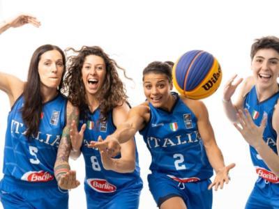 Basket 3×3, Mondiali 2019: Italia femminile vincente anche nella seconda partita, battuta sul filo di lana l'Ucraina