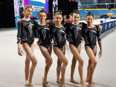 Ginnastica artistica, Flanders Team Challenge 2019: Italia seconda a 6 decimi dalla Romania, Veronica Mandriota quarta