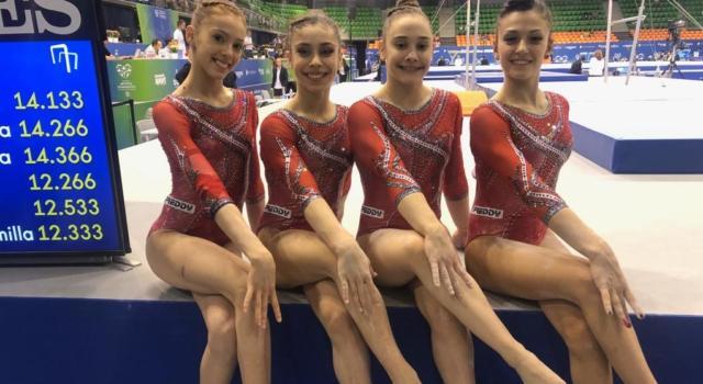 Ginnastica artistica, Mondiali juniores 2019: Italia nona con le ragazze, Campagnaro in finale al volteggio. Dominio Russia, festa Listunova
