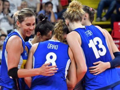 Volley femminile, l'Italia cede al tie-break contro la Serbia in amichevole. Egonu batte Boskovic, 36 punti a 32