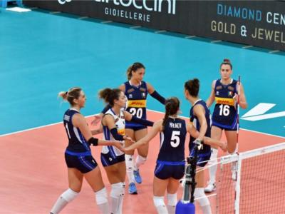 Volley femminile, calendario partite dell'Italia: date, programma, orari. Nations League, Olimpiadi, Europei
