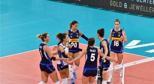 Volley femminile, calendario partite dell'Italia: date, programma, orari. Nations League, Olimpiadi, Europei