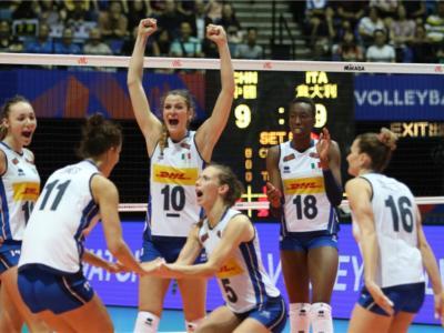 Volley femminile, le convocate dell'Italia per il collegiale olimpico: tornano Egonu e Sylla, assente Folie
