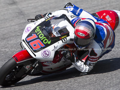 Moto2, risultati qualifiche GP Francia 2020: Joe Roberts piazza la pole, Bezzecchi 5° davanti a Marini, Bastianini 9°