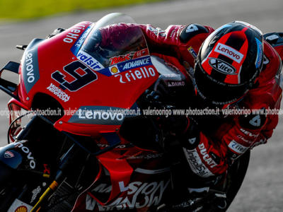 VIDEO La Ducati conquista Sepang per il sound del proprio motore!