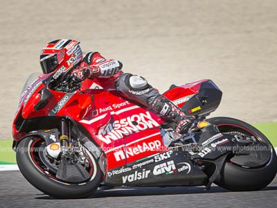 MotoGP: Ducati, Aprilia e KTM impegnate in Europa per una finestra di test con i collaudatori