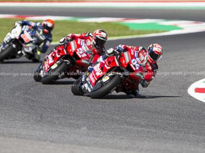 MotoGP, GP Francia 2020: Ducati in ripresa, bene anche Dovizioso. Ma per il Mondiale potrebbe essere tardi