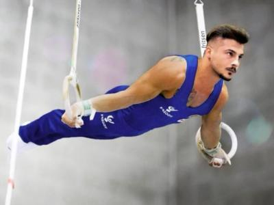 Ginnastica artistica, World Challenge Cup 2019: Salvatore Maresca terzo agli anelli a Koper