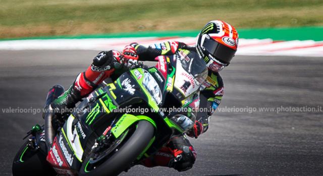 """Superbike, Jonathan Rea pronto per due giorni di test a Misano: """"Felice di tornare in moto, sono dovuto venire qui col mio furgone"""""""
