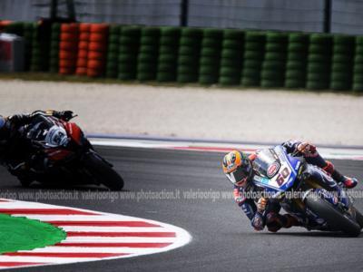 LIVE Superbike, GP Misano 2019 in DIRETTA: Van der Mark beffa tutti in FP2 prima di cadere in modo pauroso. Rea e Bautista inseguono