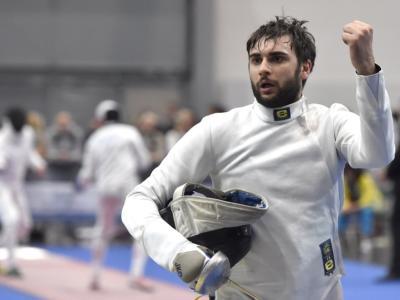 Scherma, Assoluti 2021: Daniele Garozzo campione italiano di fioretto per la seconda volta