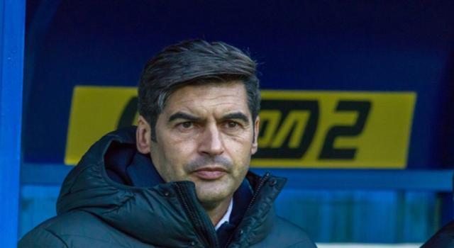 Calcio: la Roma ufficializza il portoghese Paulo Fonseca come nuovo allenatore per le prossime due stagioni