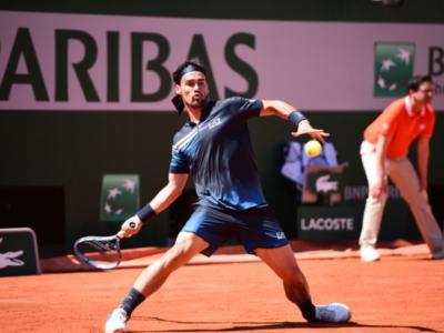 Tennis, ATP Amburgo 2019: Fabio Fognini accede ai quarti di finale. Sconfitto il tedesco Molleker