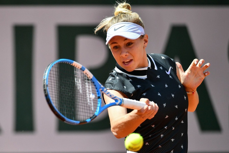 Roland Garros 2019: Amanda Anisimova domina Simona Halep e si ...