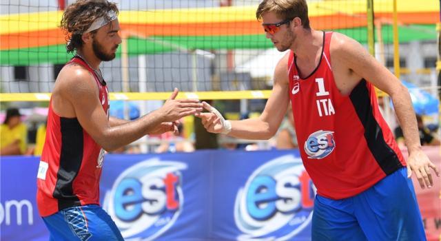 Beach volley, Europeo Under 22 Izmir. Tris di coppie azzurre a caccia del podio