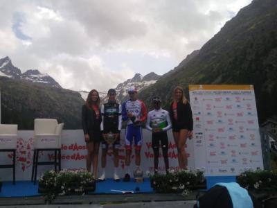 Giro della Valle d'Aosta 2019, seconda tappa: a Valsavaranche vince Inkelaar in solitaria, Bellicaud nuovo leader